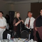 Adele Thomas, Susan Carr, Ricky Martin