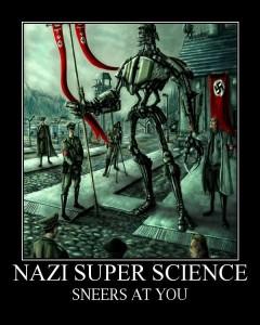 Nazi super science