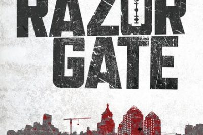 Razor Gate by Sean Cregan