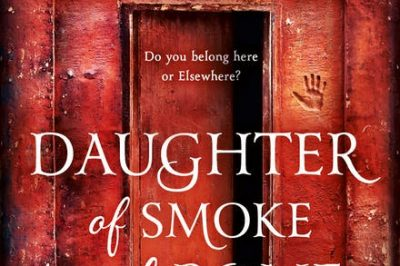 Daughter of Smoke and Bone: a red door