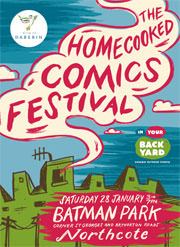 Home Cooked Comics Festival