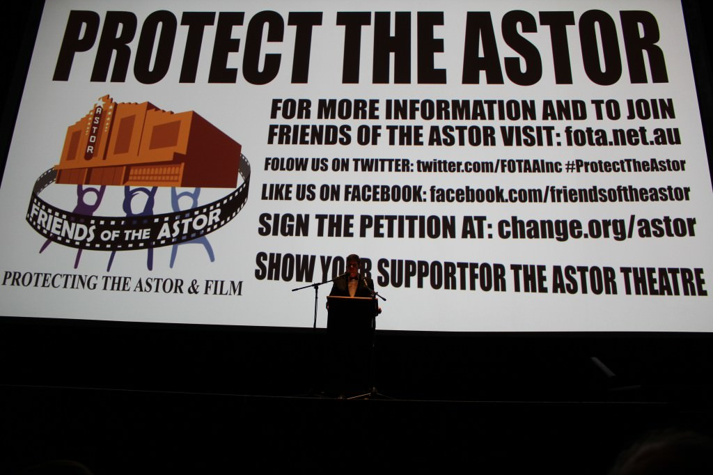 save the astor