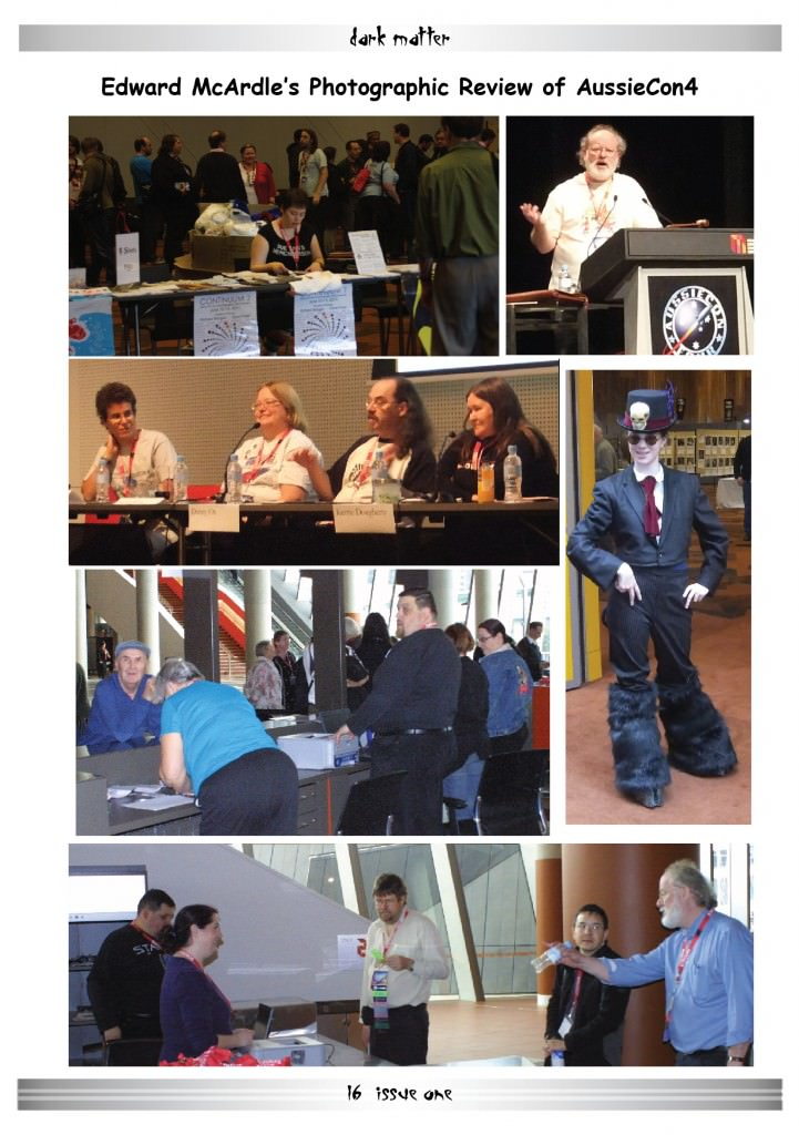 Edward McArdle's Photographic Review of AussieCon4