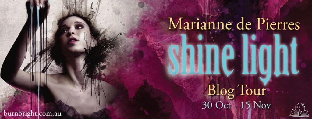Shine Light banner