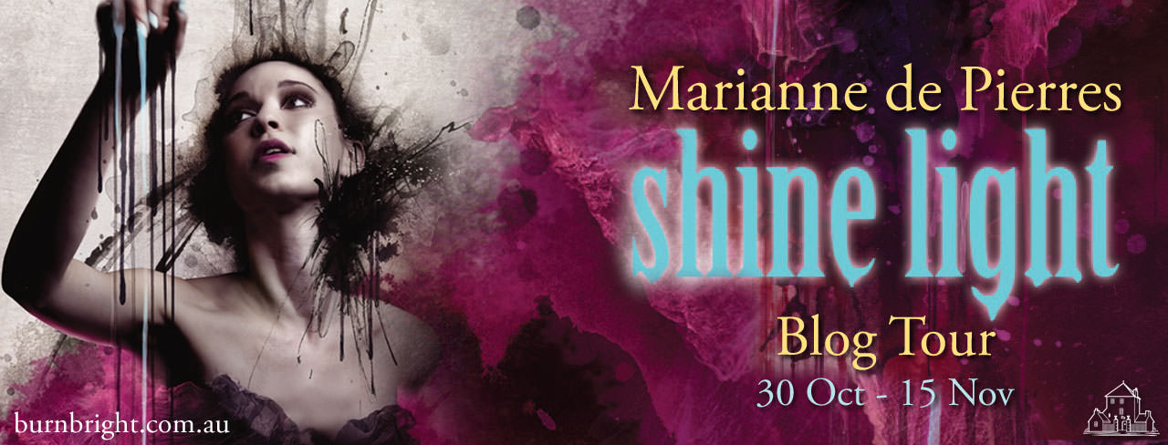 Shine Light banner