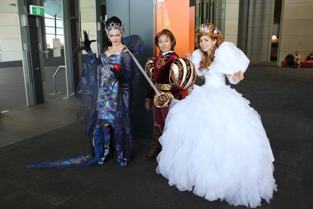 Australian cosplay champions for 2012