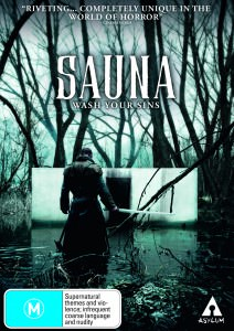 sauna: dvd cover