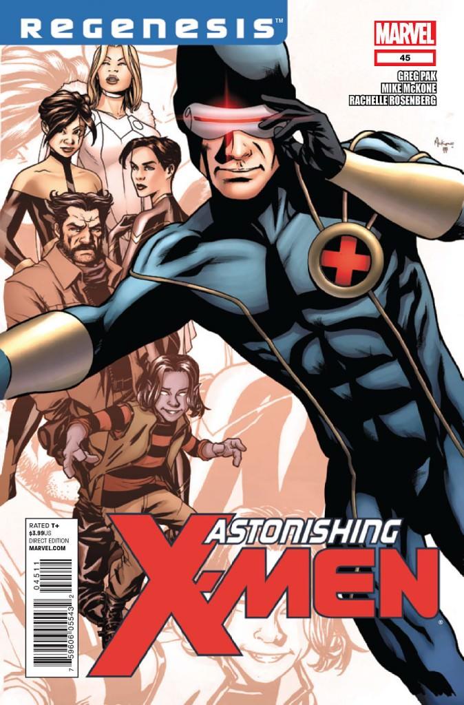 Astonishing X-Men #45
