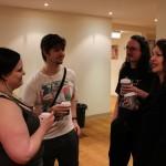 Catherynne M. Valente, Y, Jason Nahrung and Kirstyn McDermott