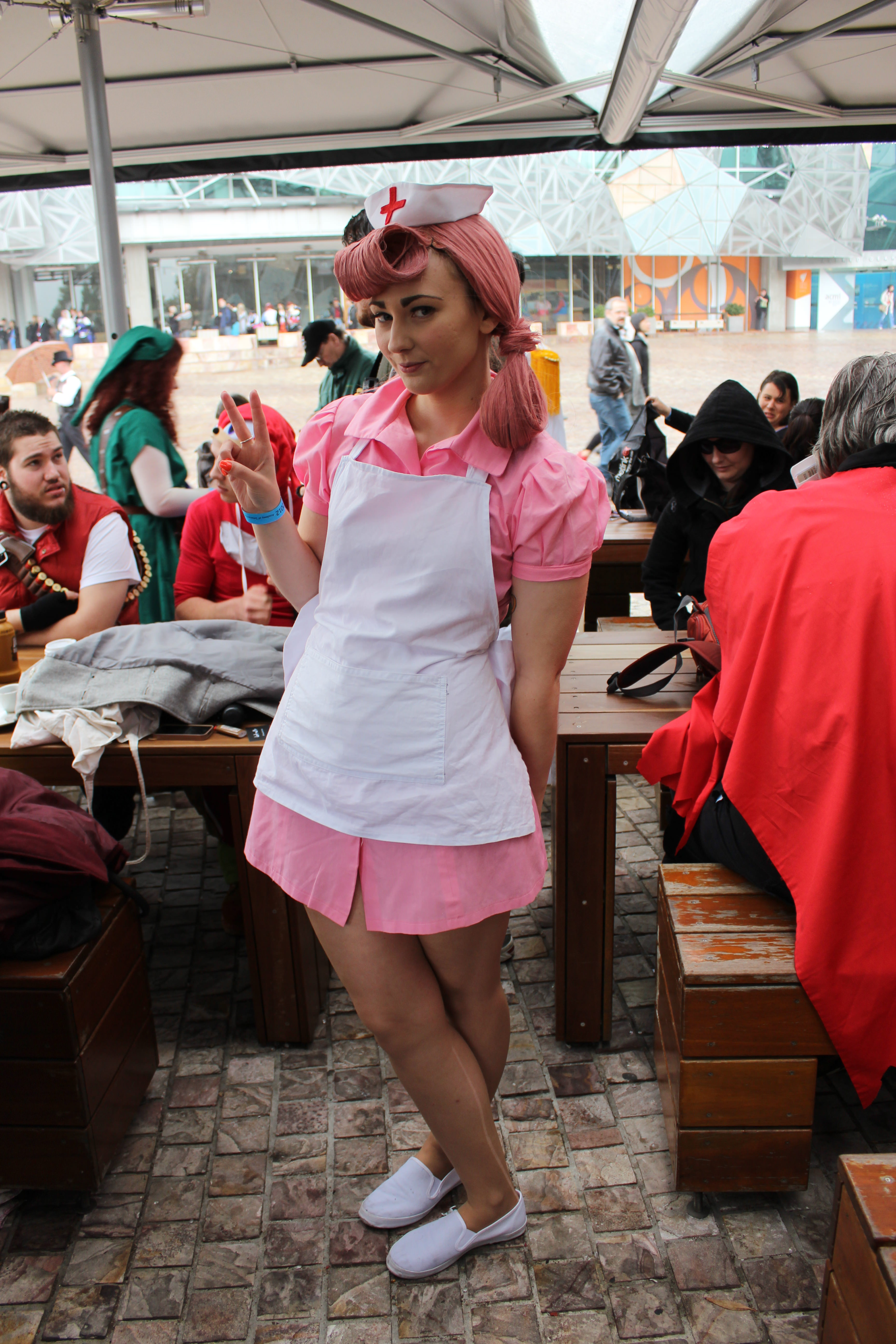 Video Game Cosplayers World Record Attempt