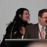 Kirstyn McDermott and Ian Mond