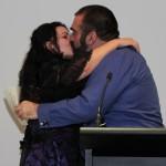 Kirstyn McDermott with John Richards
