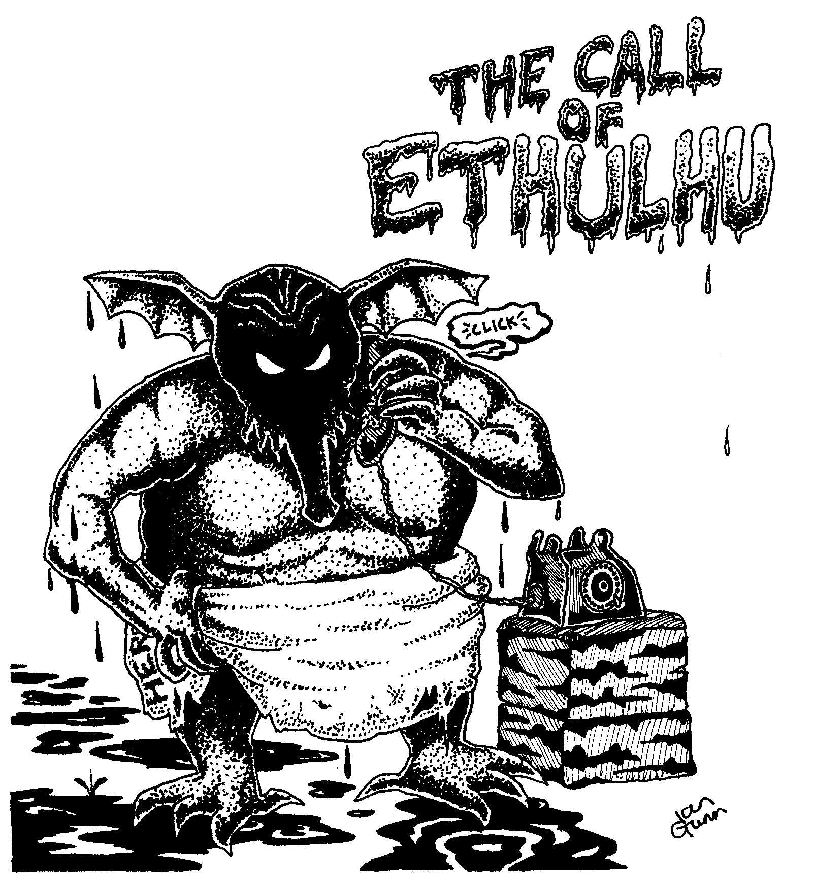 Call of Ethulhu