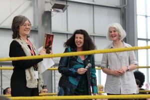 Robin Hobb, Isobelle Carmody and Y