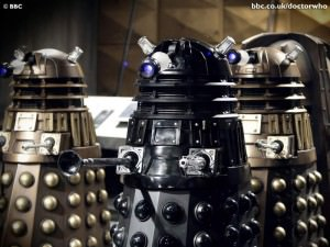 first rebooted daleks