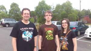 Edward, Daniel and Nom