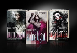 shine light cover reveal the second