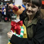Mr Squiggle and Miss Jane!