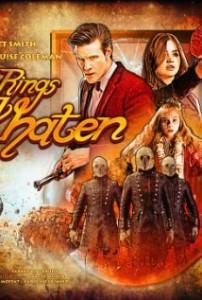 Doctor Who and the Rings of Akhaten