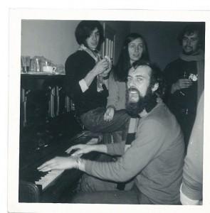 Sean McMullen in 1972