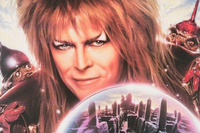 Favourite deity or demon: David Bowie in Labyrinth