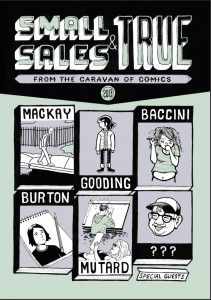 Small Sales & True cover