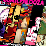 Bruce Mutard on Comicpalooza, a comic book launch in Melbourne