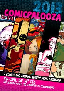 Comicpalooza image