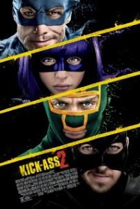 Kick-Ass 2 cover