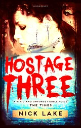 Hostage three cover