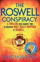 Roswell conspiracy cover