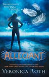 Allegiant on HarperCollins's website