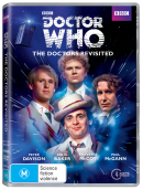Doctor Who the Doctors Revisited cover