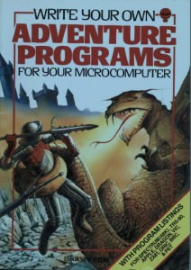 write your own adventure programs for microcomputers