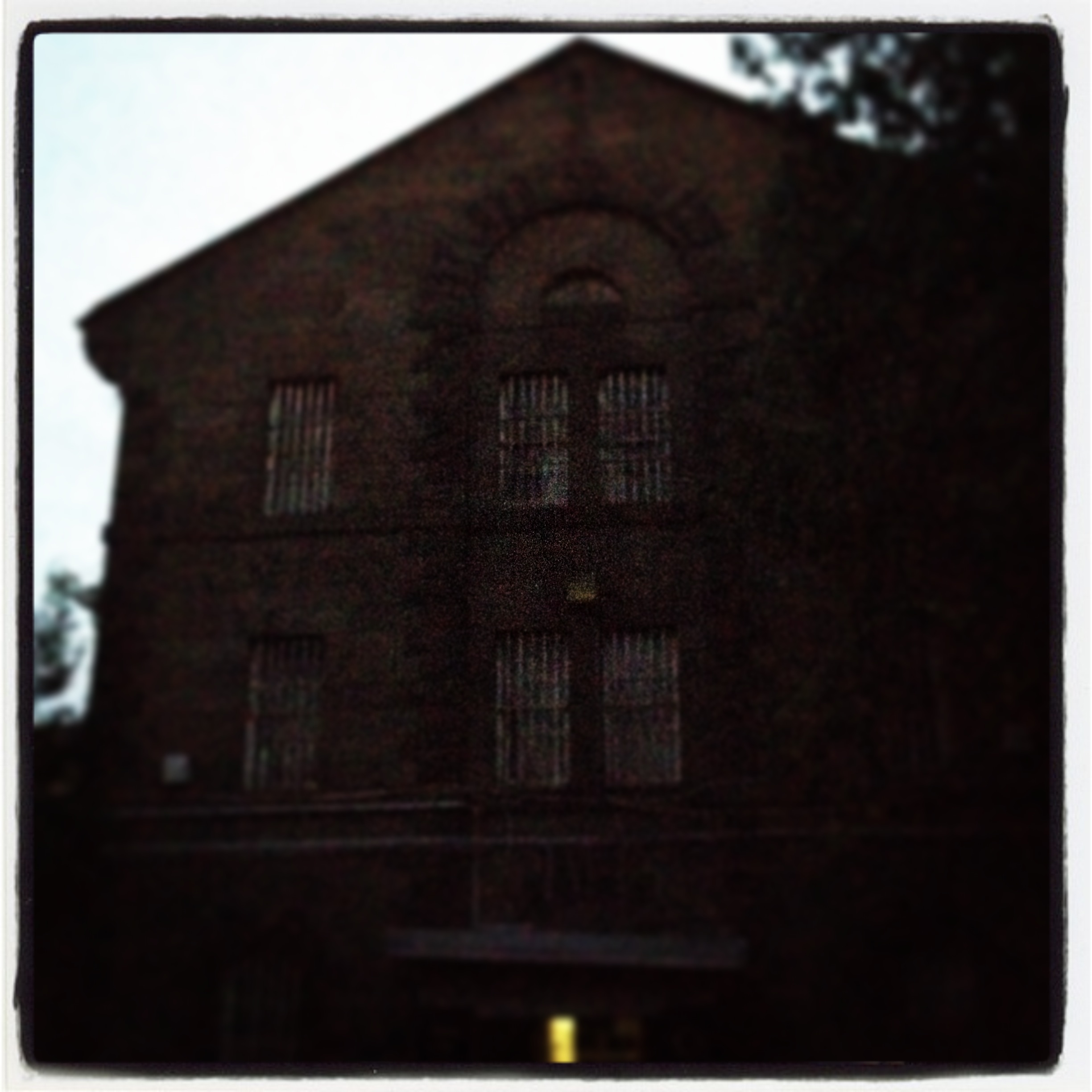 Old Geelong Gaol