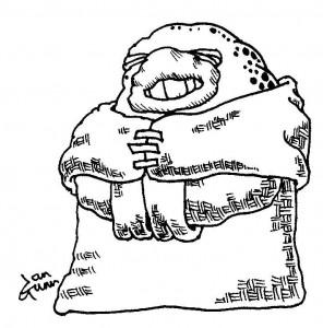 Alien Monk