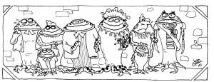 Alien Wedding