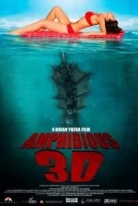 Amphibious Creature of the Deep