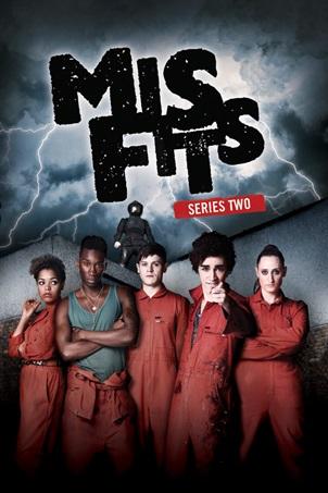 Misfits season 2