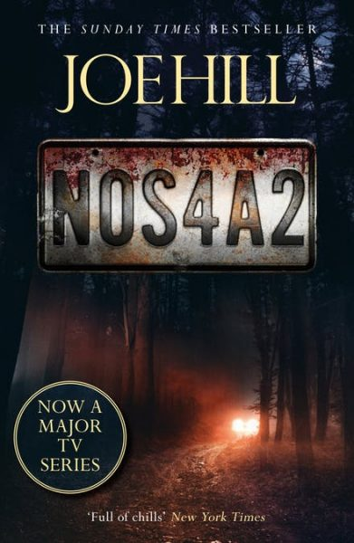 NOS4R2 - a licence plate is the title