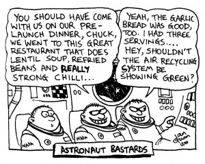 Astronaut bastards