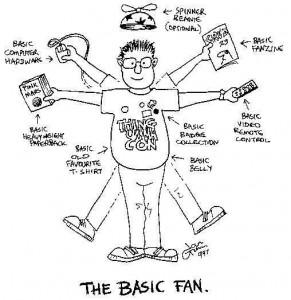 Basic fan