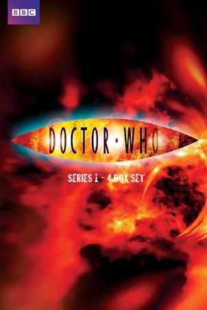 doctor who series 1-4 box set