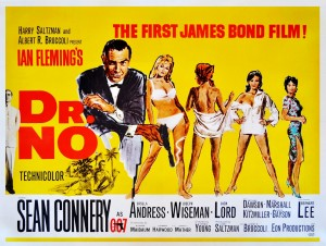 Dr No Ultimate James Bond List