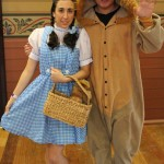 Dorothy and the Lion