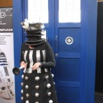 Dalek with Tardis