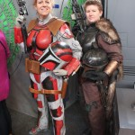 Mandalorian Mercs - April Storm and friend