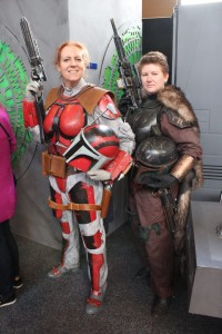 The Wookie Wins: the Force is strong at Oz Comic-Con