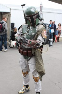 Oz Comic-Con: Bobba Fett is not cloning around