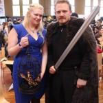 Daenerys meets Jon Snow